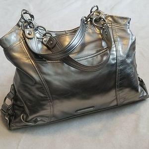 Nine West silver purse